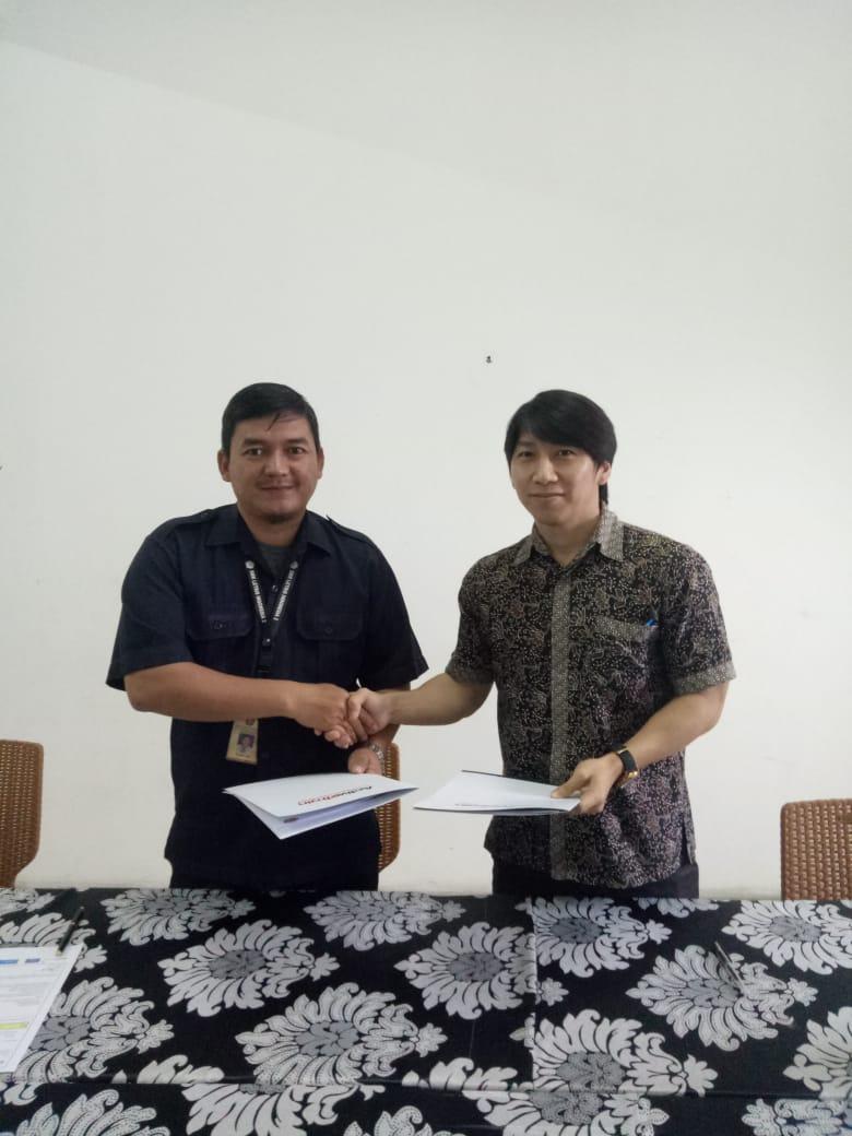 Penandatanganan Memorandum Of Understanding (MOU) PT Activindo System Informatika dengan SMK Letris Indonesia 2