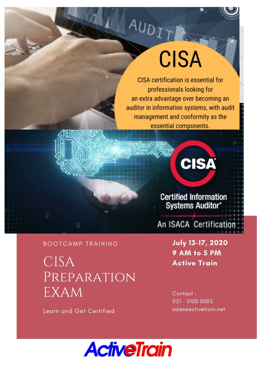Certified Information Systems Auditor (CISA) Preparation Exam