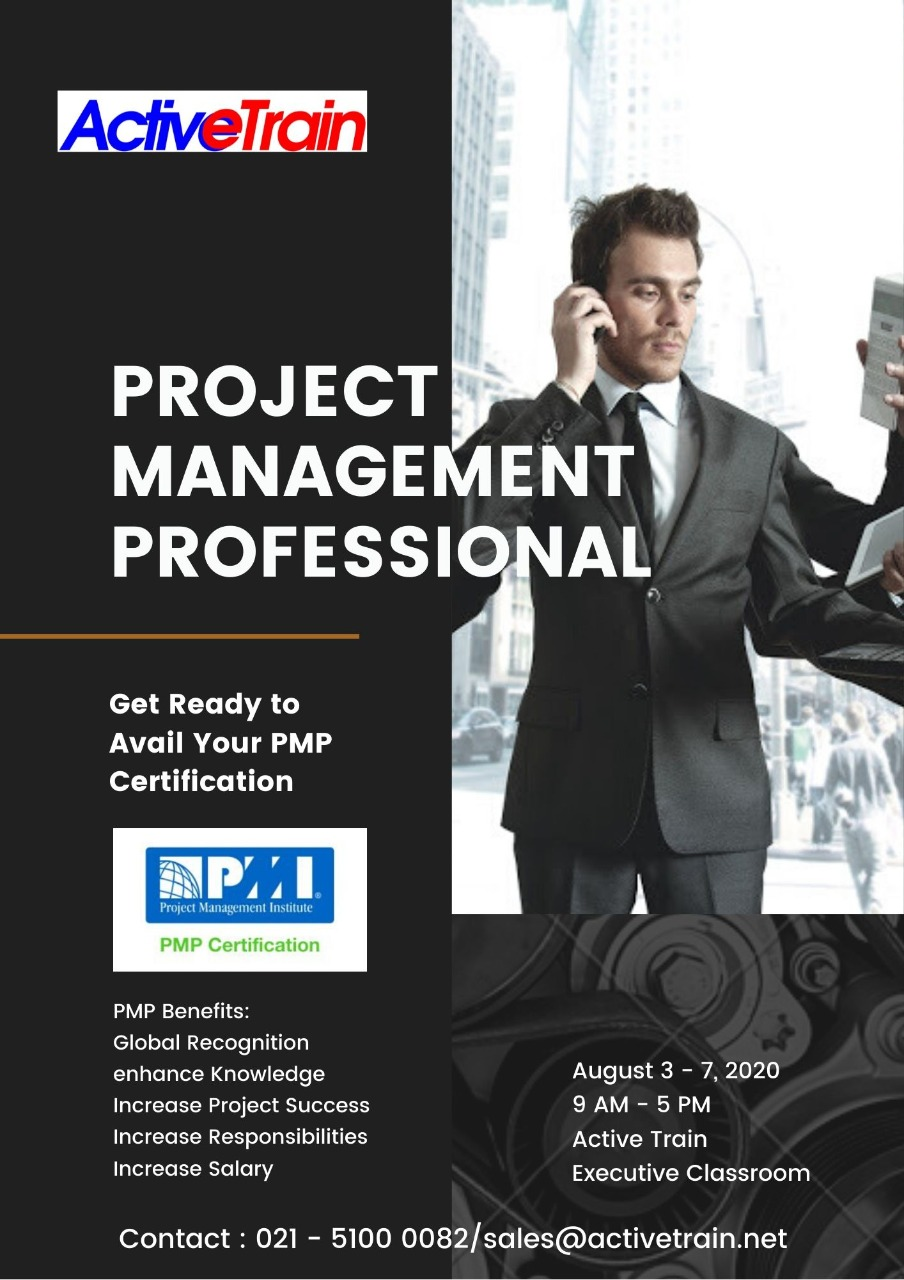 Project Management Professional (PMP) Certification